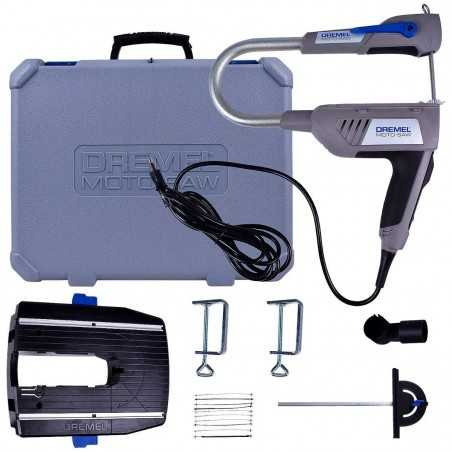 DREMEL MOTO-SAW: Sierra caladora portatil de banco