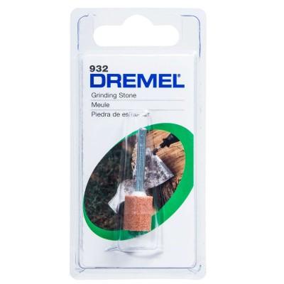 Piedra cilindrica de oxido de aluminio 3/8 Dremel 932