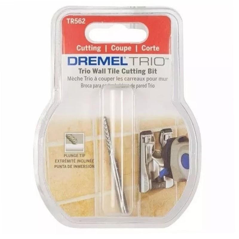 Trio broca de corte para azulejo Dremel TR562