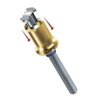 Mandril easy lock Dremel EZ402