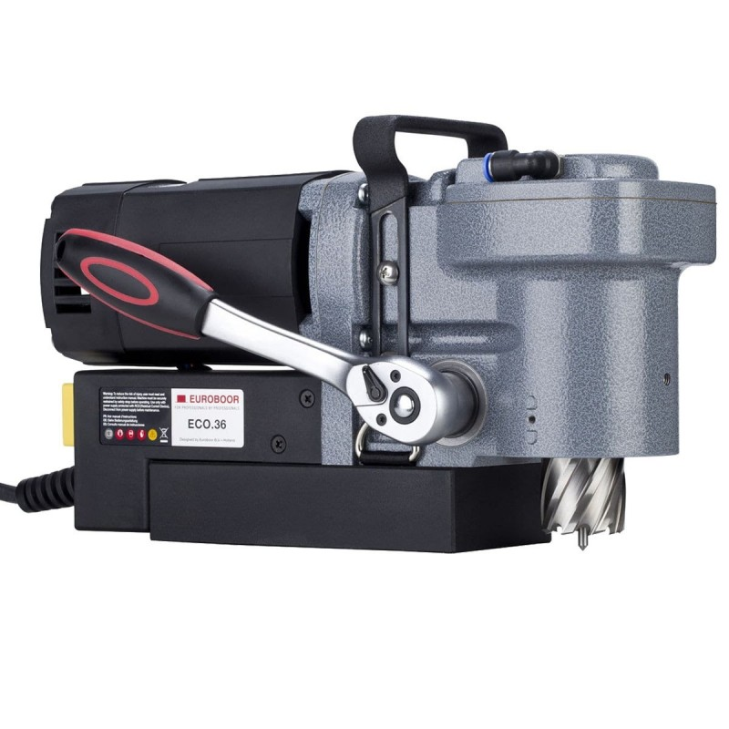 "Taladro Base Magnetica Euroboor 1050W 1 ECO.36"""