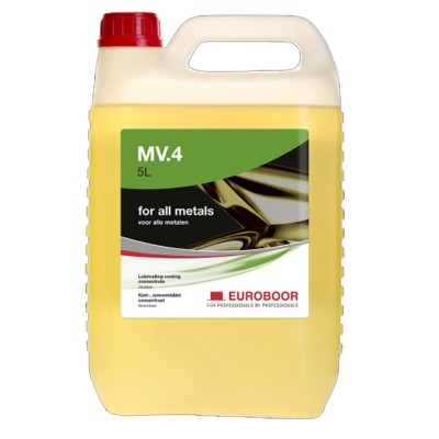 Refrigerante / Lubricante de 5 Ltrs Euroboor - MV.4 Soluble 20:1