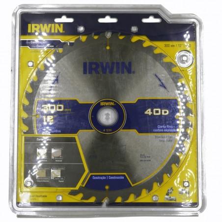 Disco de sierra 12 X 40T