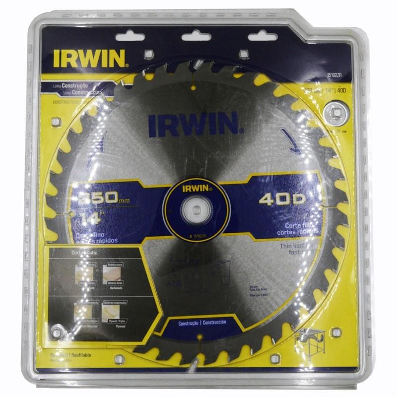 Disco de sierra 14X 40T