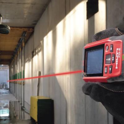 Medidor de distancia laser...
