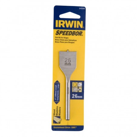 "Broca Bisagra 26Mm X 4"" IW14334 Irwin"