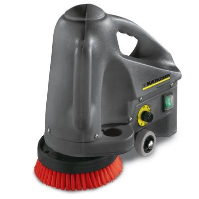 Fregadora para limpieza de...