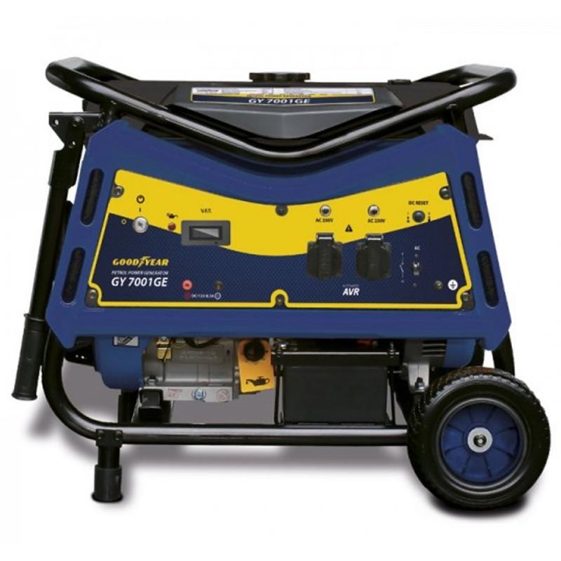 Generador Eléctrico Profesional 4T 220V 6800W