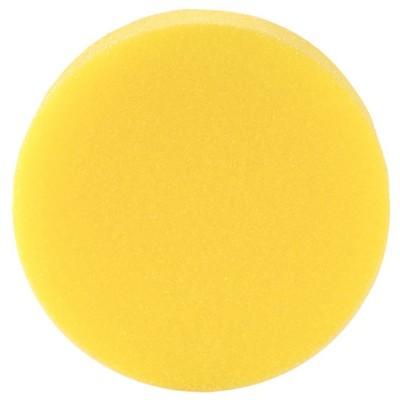 Esponja amarillo con velcro...