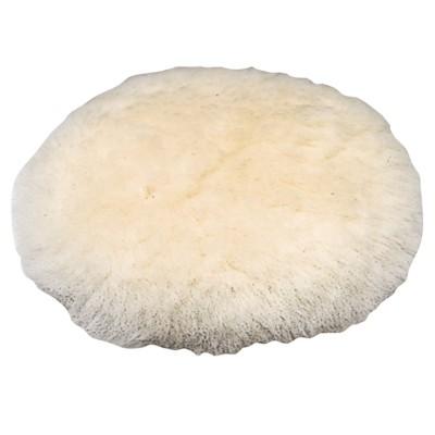"""Bonete de lana con velcro 6"""""""