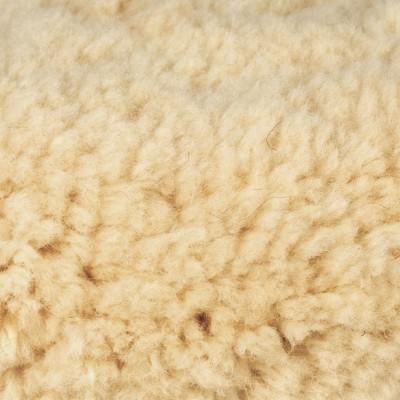 """Bonete de lana con velcro 7"""""""