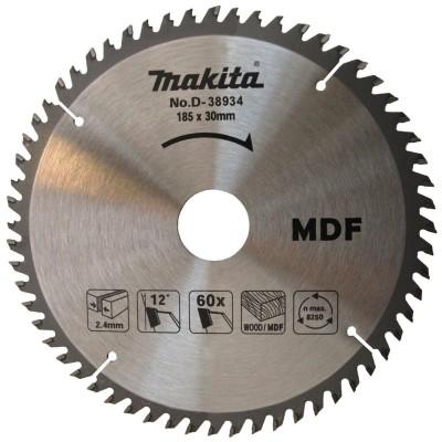 Disco de sierra para MDF...