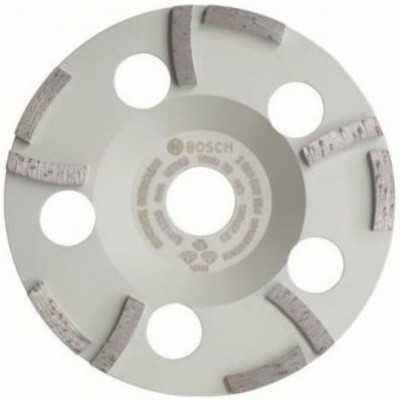Copa Diamantada Abrasivo 5 Bosch Concreto Extraclean