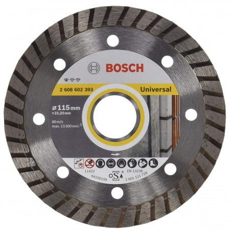 "Disco Professional  Universal Turbo Construccion + Metal 4-1/2"""