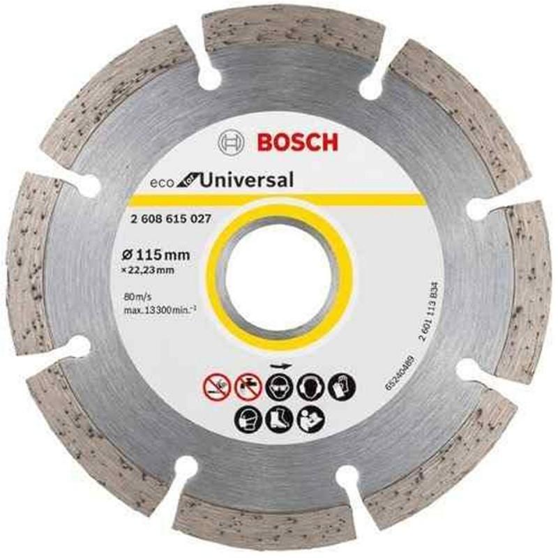 "Disco ECO"" Universal Segmentado 4-1/2"""