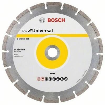 "Disco ECO"" Universal Segmentado 9"""