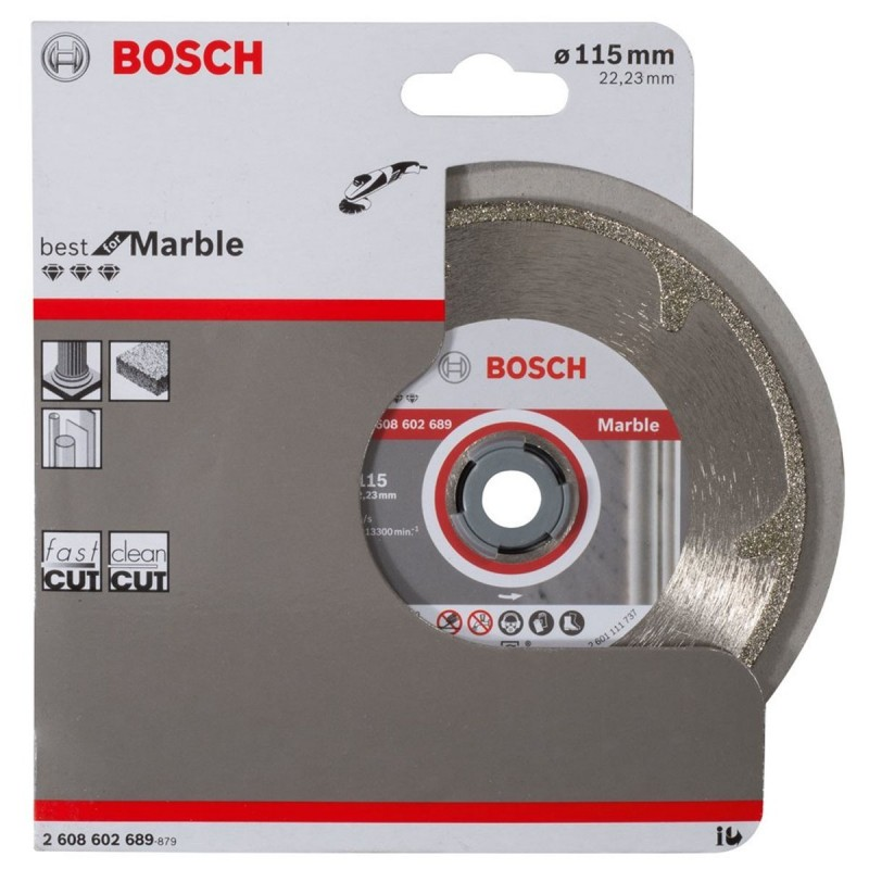 "Disco Best continuo para marmol 4 1/2"""