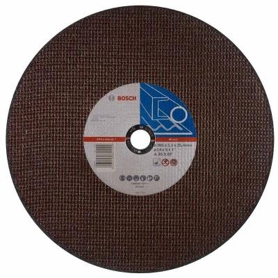 Disco Abrasivo Corte Standard for Metal  14 x 1/8 BOSCH p/ TRONZADORA