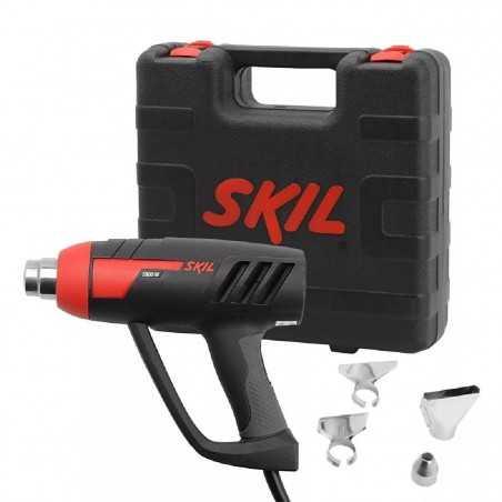Pistola de calor 1800W - (MP + 4 PUNTAS)  SKIL 8003