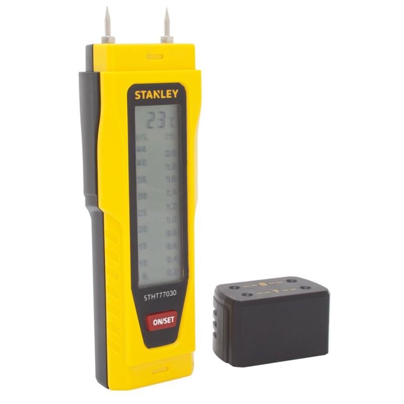 Medidor de humedad higometro STANLEY STHT77030