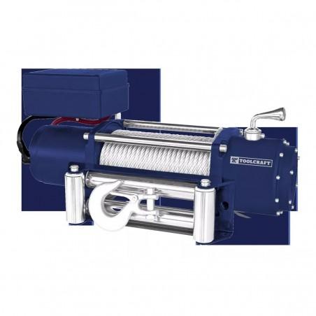 Winche Electrico 12v 12000lb / 5440 Kg Tc4395 Toolcraft