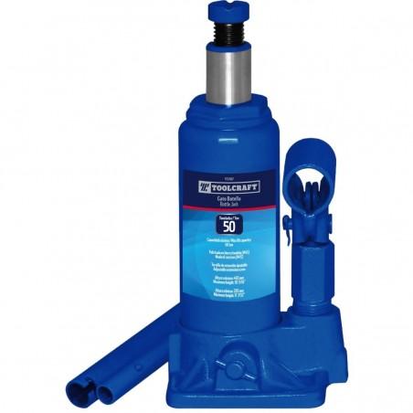 Gata Hidráulica Botella 50 Toneladas Toolcraft Tc5367